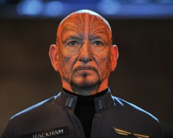 Straight from the Set Part 5.3: Meeting Sir Ben Kingsley