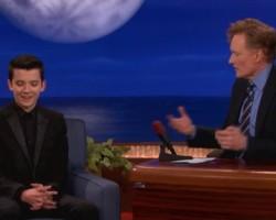 VIDEO: Asa Butterfield on Conan