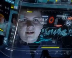 VIDEO: Ender's Game Command School Ice Battle