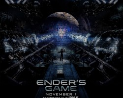 Fandango Releases 'Ender's Game' IMAX Poster and Fan Collage