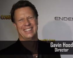 VIDEO: Gavin Hood on Why 'Ender's Game' Could Be Made