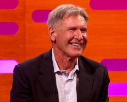 VIDEO: Harrison Ford Talks Ender's Game with Graham Norton