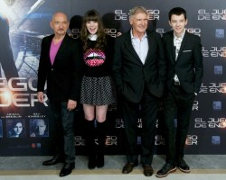 GALLERY: Asa, Hailee, Gavin, Ben, and Harrison in Madrid