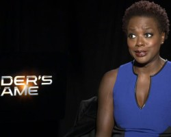 Viola Davis: Harrison Ford Tells a Lot of Dirty Jokes