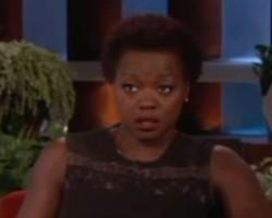 VIDEO: Viola Davis on The Ellen Show