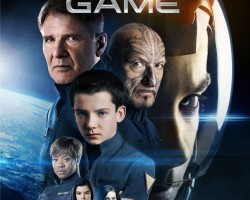 GIVEAWAY: Ender's Game Blu-Ray Combo